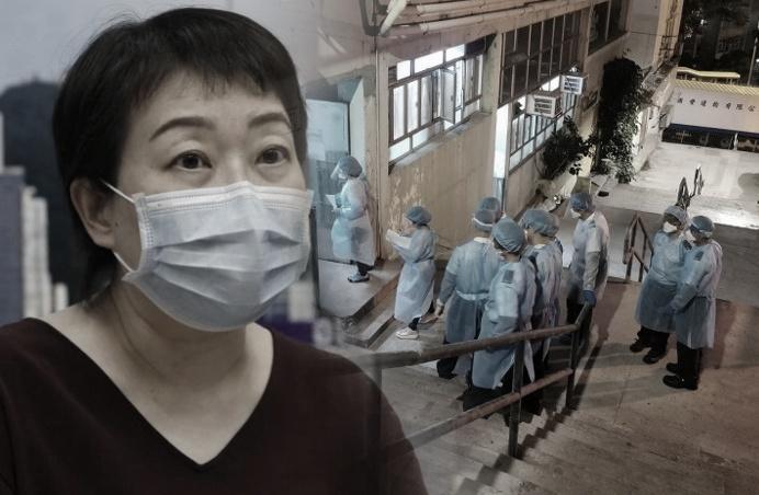 Dalam kasus lokal pandemi Covid-19 ini, gejalanya tidak jauh berbeda dari kasus sebelumnya, gejalanya adalah batuk dan pilek, tetapi perbedaan yang jelas adalah bahwa sekarang sebagian besar volume virus pasien sangat tinggi, dan nilai Ct adalah lebih dari selusin atau lebih.