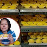 tkw hong kong sukses buka usaha Tan Tart