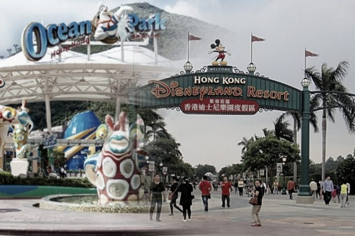 Virus Corona sebabkan Hong Kong Disneyland dan Ocean Park ditutup Lagi