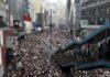 Civil Human Rights Font Berencana Gelar Aksi Unjuk Rasa di Causeway Bay Hingga Central