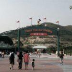 Disneyland Hong Kong dibuka