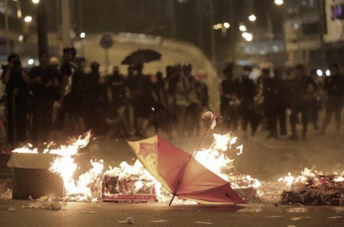 netizen rencanakan aksi unjuk rasa di hong kong