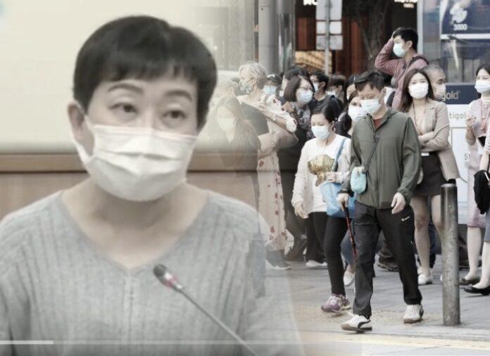 Hong Kong Covid-19 cases update 25 november 2020