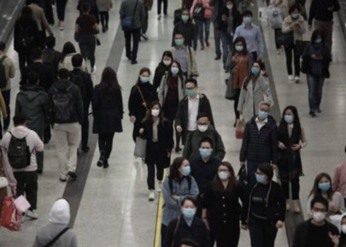 virus corona di hong kong