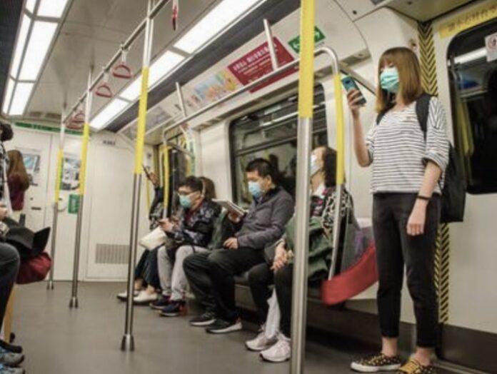 coronavirus outbreak in Hong Kong