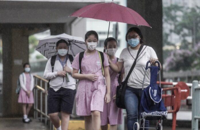Update hong kong coronavirus