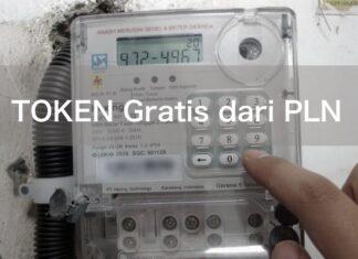 cara mendapatkan token listrik gratis
