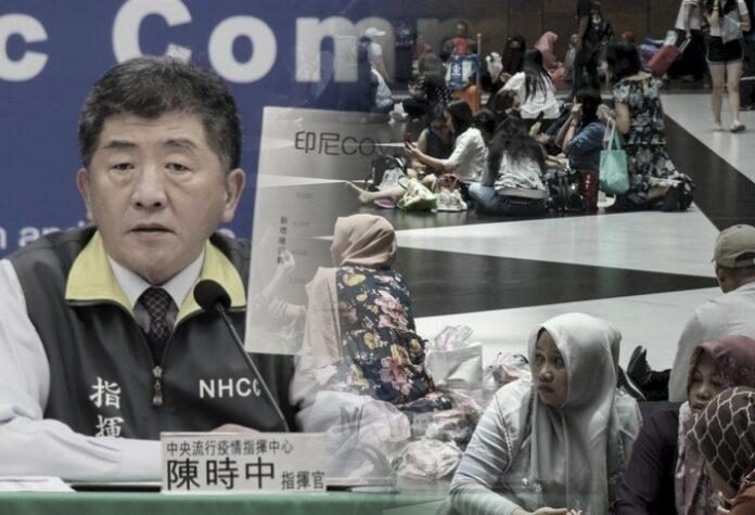 Dinilai Hasil Tes Covid-19 di Indonesia Tidak Akurat, Pemerintah Taiwan Tutup Pintu Untuk TKI