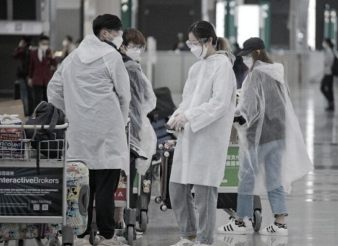 masa karantina ketibaan warga negara asing di Hong kong diperpanjang hingga 28 hari