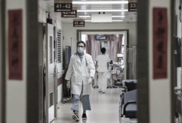 Hong Kong Buru Pasien Positif Covid-19 yang Kabur dari Rumah Sakit Queen Elizabeth