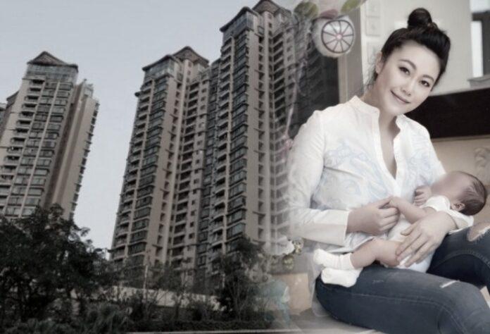 identitas wanita bunuh diri di Ho Man Tin