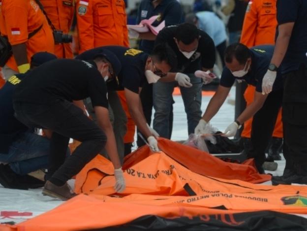 Sriwijaya air jatuh sj182