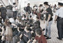 Hong Kong Covid-19: Mulai Besok Hingga Hari Minggu, Infeksi Besar-Besaran Akan dilakukan Oleh Polisi dan Departemen Tenaga Kerja ditempat-tempat Biasa Buruh Migran Libur