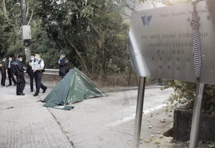 nenek tewas gantung diri di Tai Shui Hang