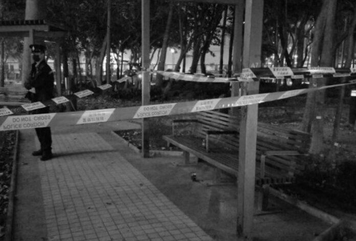 Tengah Mojok Sama TKW di Taman, Pria Pakistan Alami Luka Bacok Setelah diserang oleh 3 Laki-laki