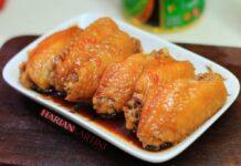 resep Lo soi kai yik resep sayap ayam empuk